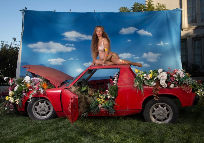 Beyoncé, grávida de gêmeos