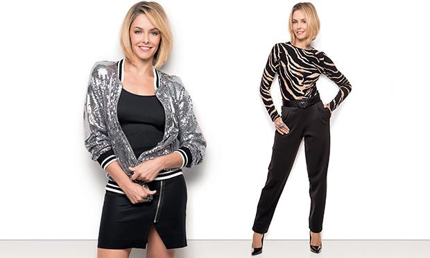 Bianca Rinaldi veste tendências do inverno