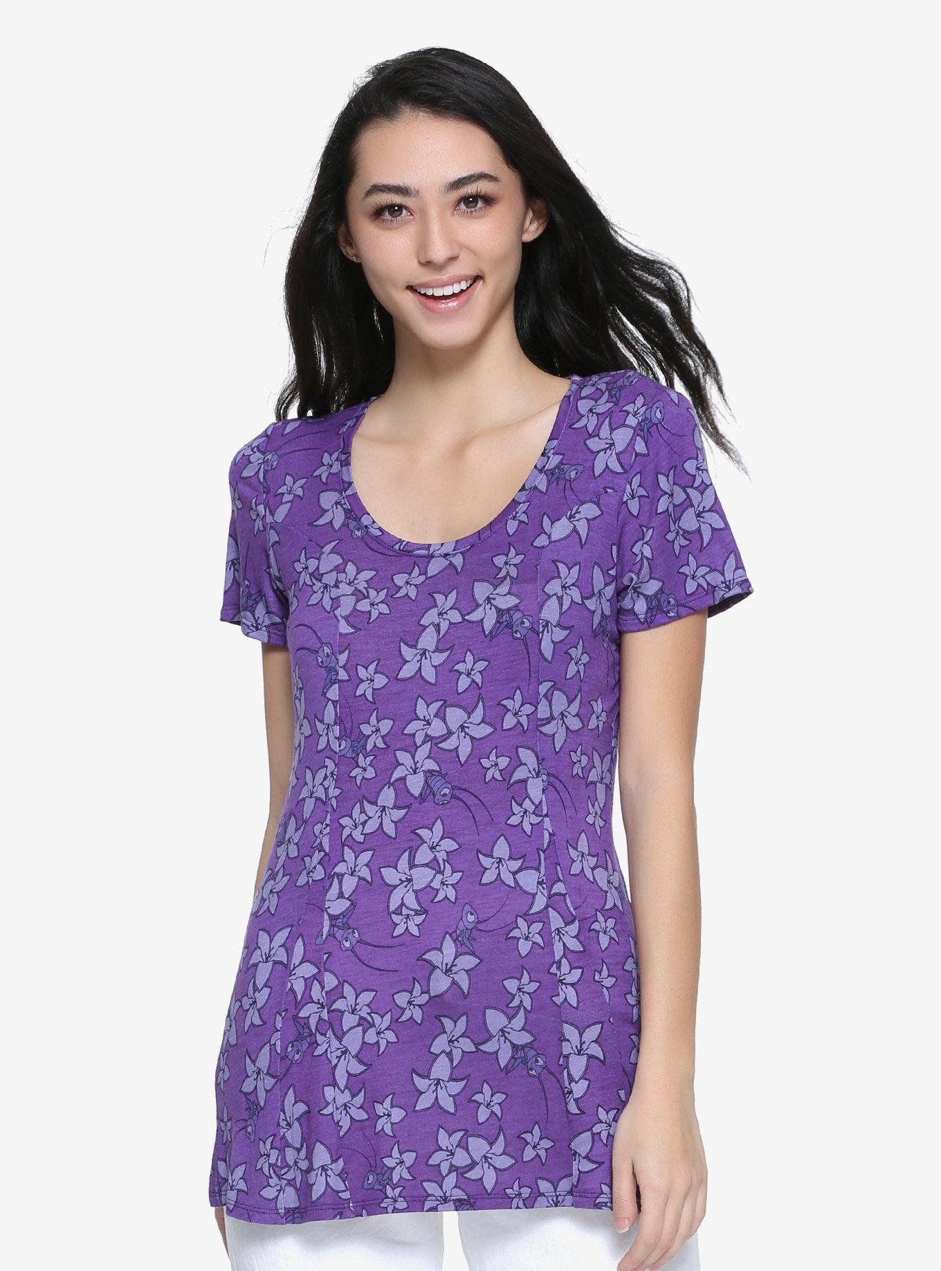 Blusa floral do Gri-Li