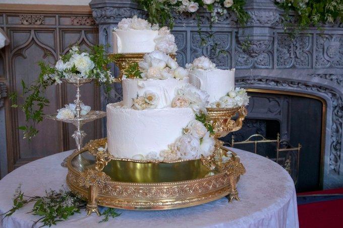 casamento real bolo do casamento harry e meghan