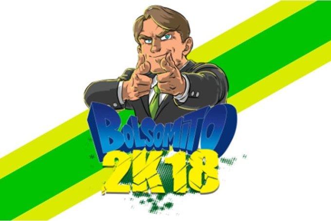 Bolsonaro jogo