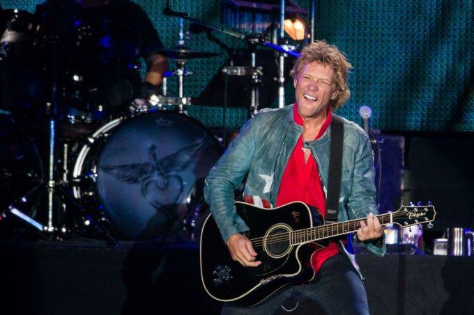 Bon Jovi Rock in Rio 2017