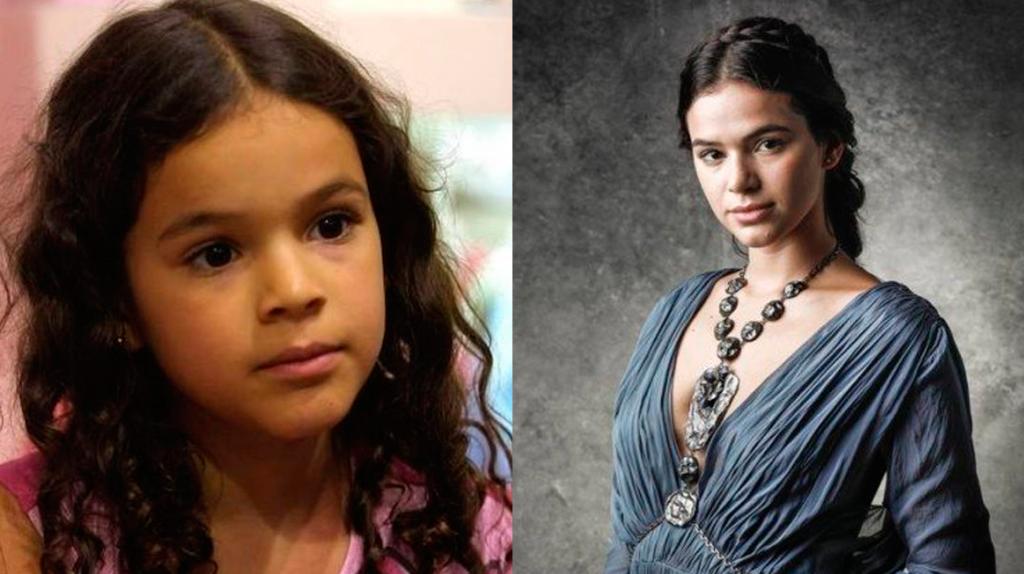 Bruna Marquezine, antes e depois