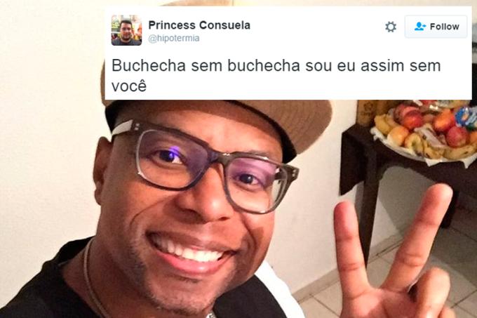 Instagram/@buchechaoficial e Twitter/@hipotermia