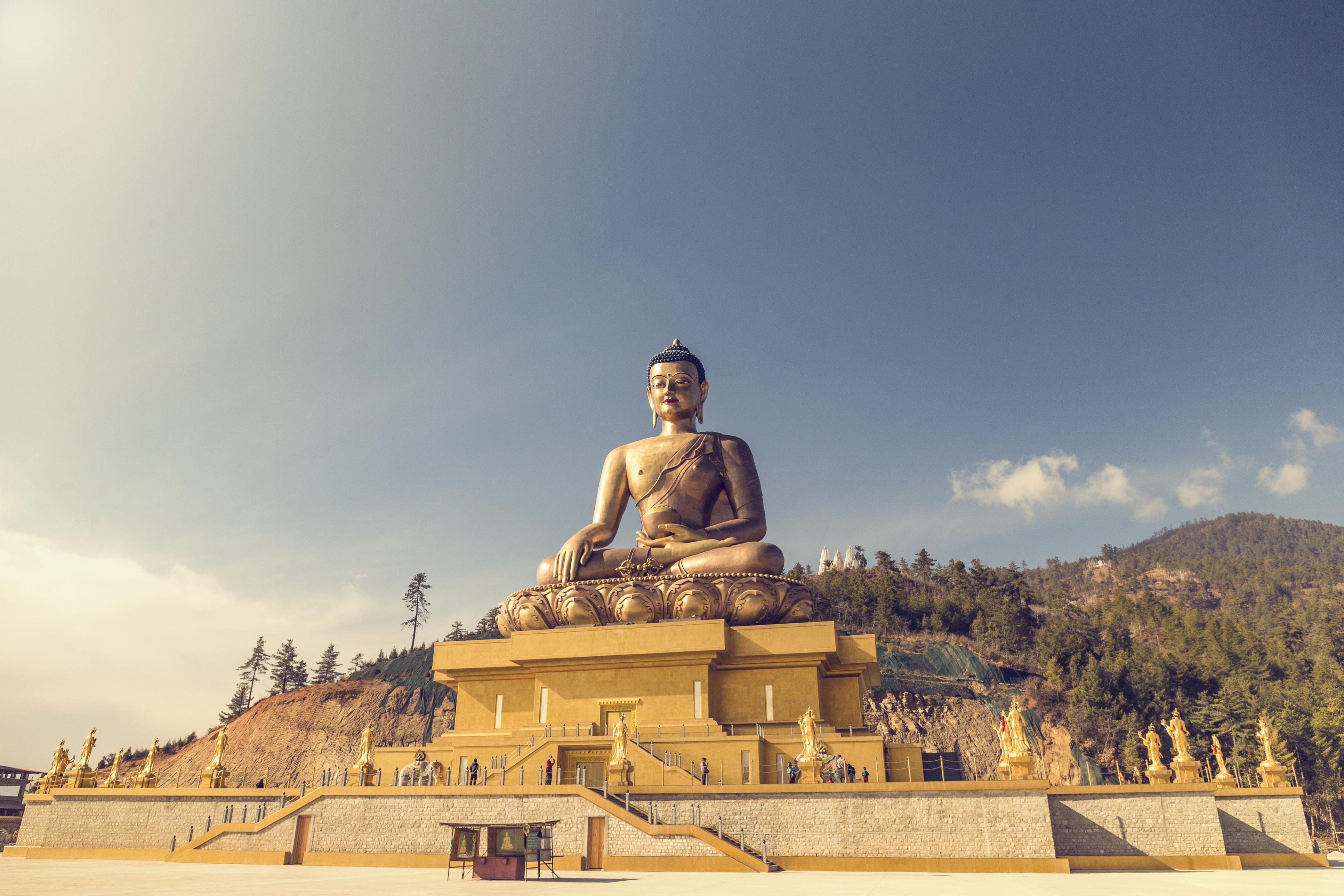 Butão - destinos para viajar de lua de mel em 2018