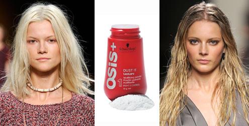 Segredos e produtos essenciais para fazer penteados de inverno 2011
