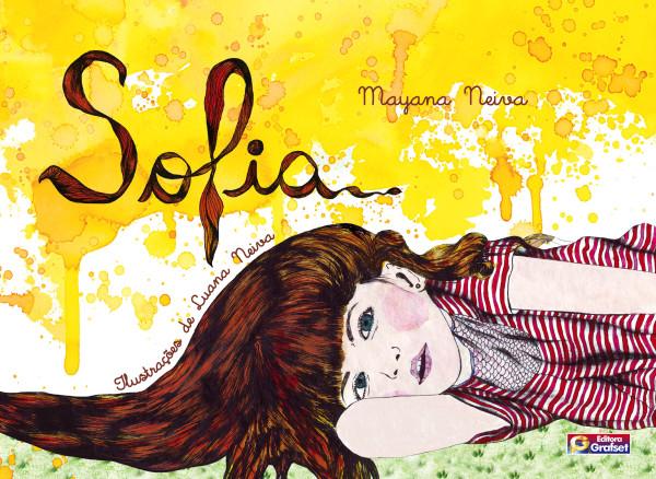 capa do livro sofia