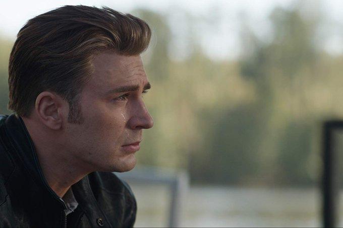 Capitão América, 'Vingadores: Ultimato'