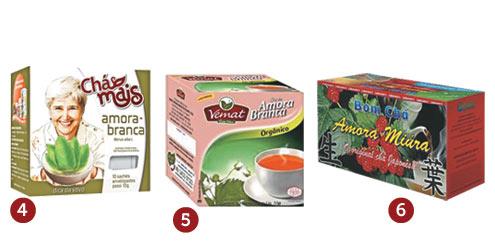 A dieta que emagrece 57 kg com chá de amora