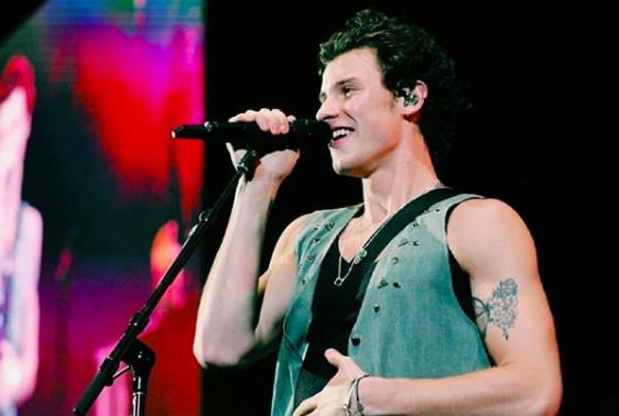 Show Shawn Mendes em São Paulo