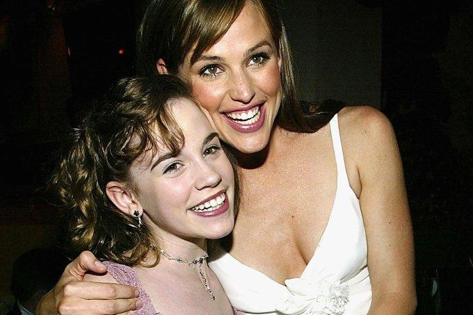 Jennifer Garner e Christa B. Allen