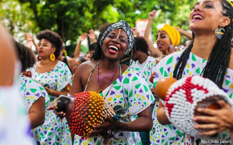 Bloco Angola Janga - carnaval de BH