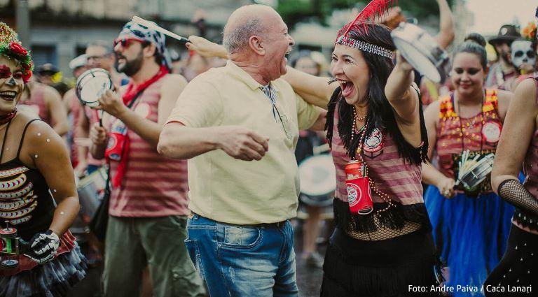Bloco Queixinho - Carnaval de Bh