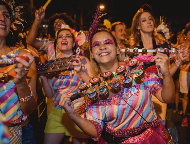 Bloco Sexta, Ninguém sabe - Carnaval de Bh