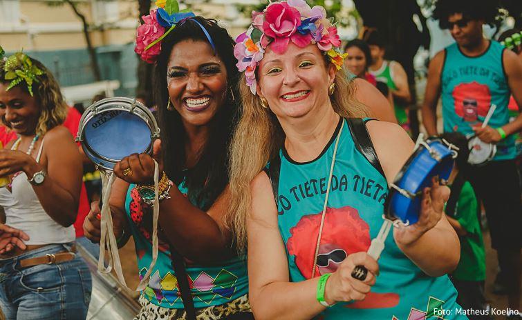 Bloco Tiete da Tieta - Carnaval de BH