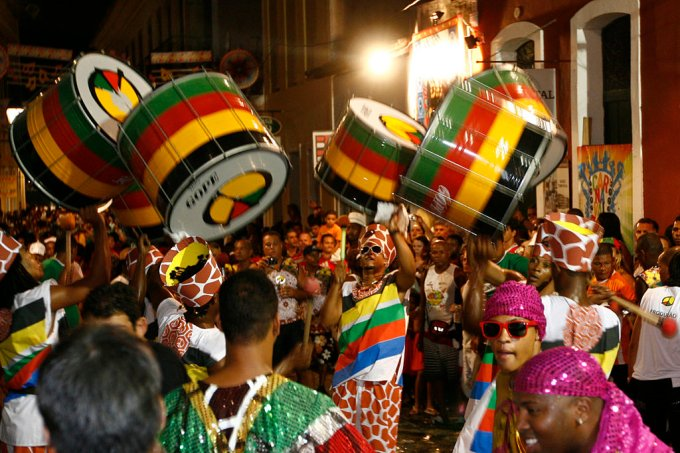 Carnaval Salvador – Olodum