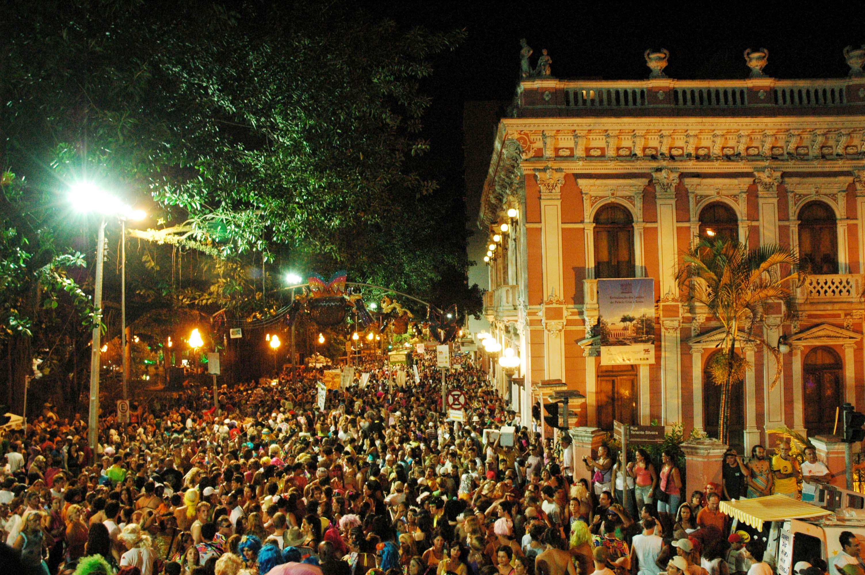 Carnaval de Florianópolis, Santa Catarina
