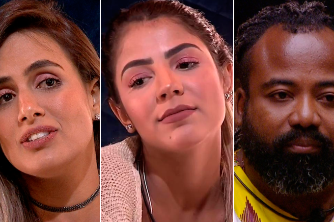 Carolina, Hariany e Rodrigo disputam paredão no BBB19