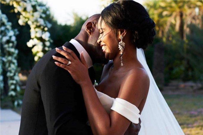 Idris Elba casamento