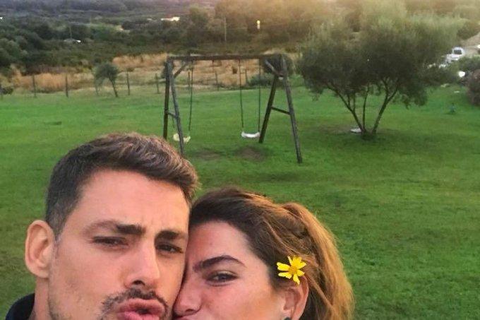 Cauã Reymond e Mariana Goldfarb