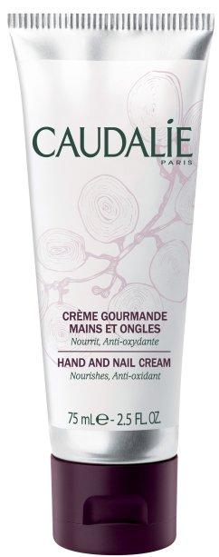 <span>Crème Gourmand Mãos e Unhas, Caudalie, R$ 79,</span><span>caudalie.com.br.</span>