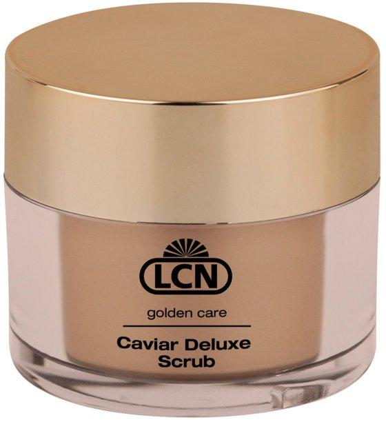 <span>Esfoliante Caviar Deluxe, LCN, R$ 136,</span><span>loja.lcnbrasil.com.</span>