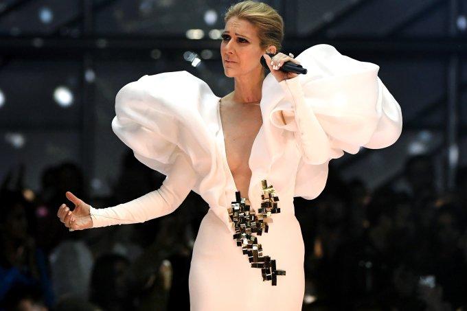 Céline Dion 2017 Billboard Music Awards
