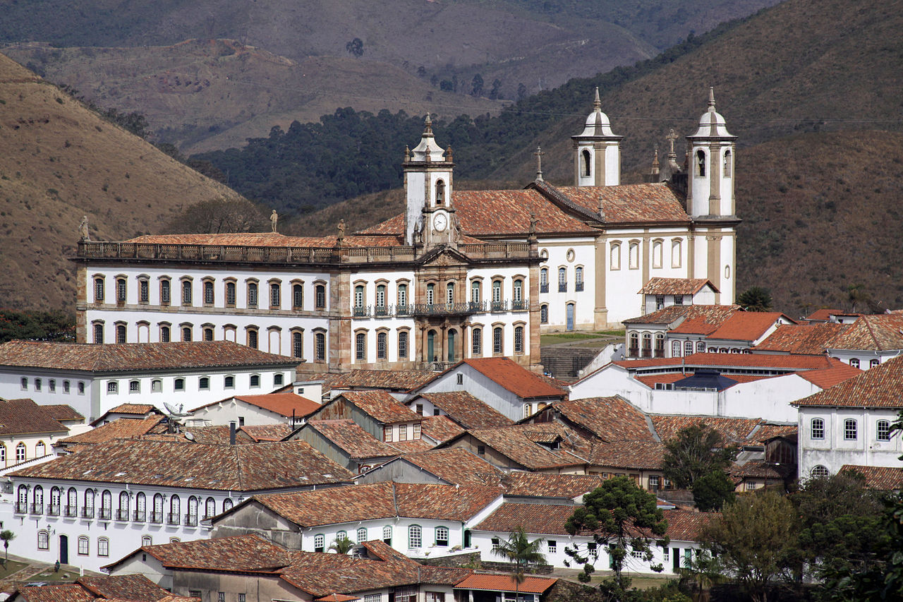 Ouro Preto (MG) – Berço da Inconfidência Mineira