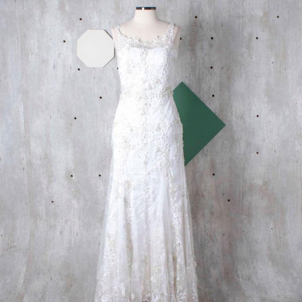 Vestido de noiva Martu
