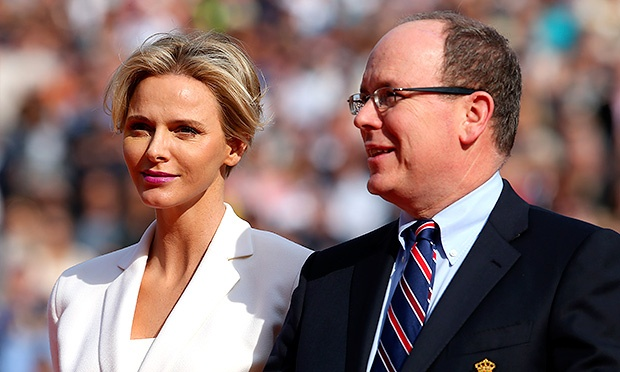 Princesa Charlene de Mônaco está grávida de gêmeos, e Kate Middleton?