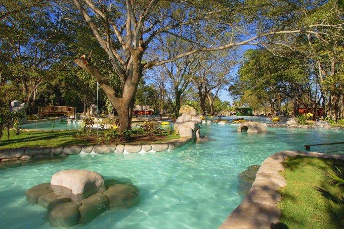 Cidades brasileiras com águas termais – Barra do Garças-MT