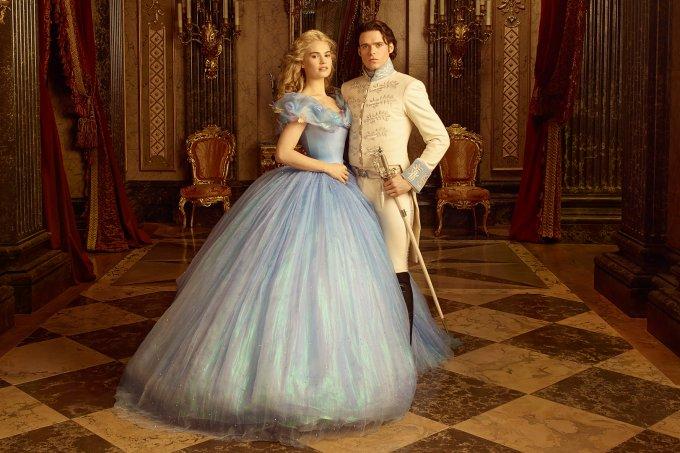 Divulgação/ Cinderella Movie Disney