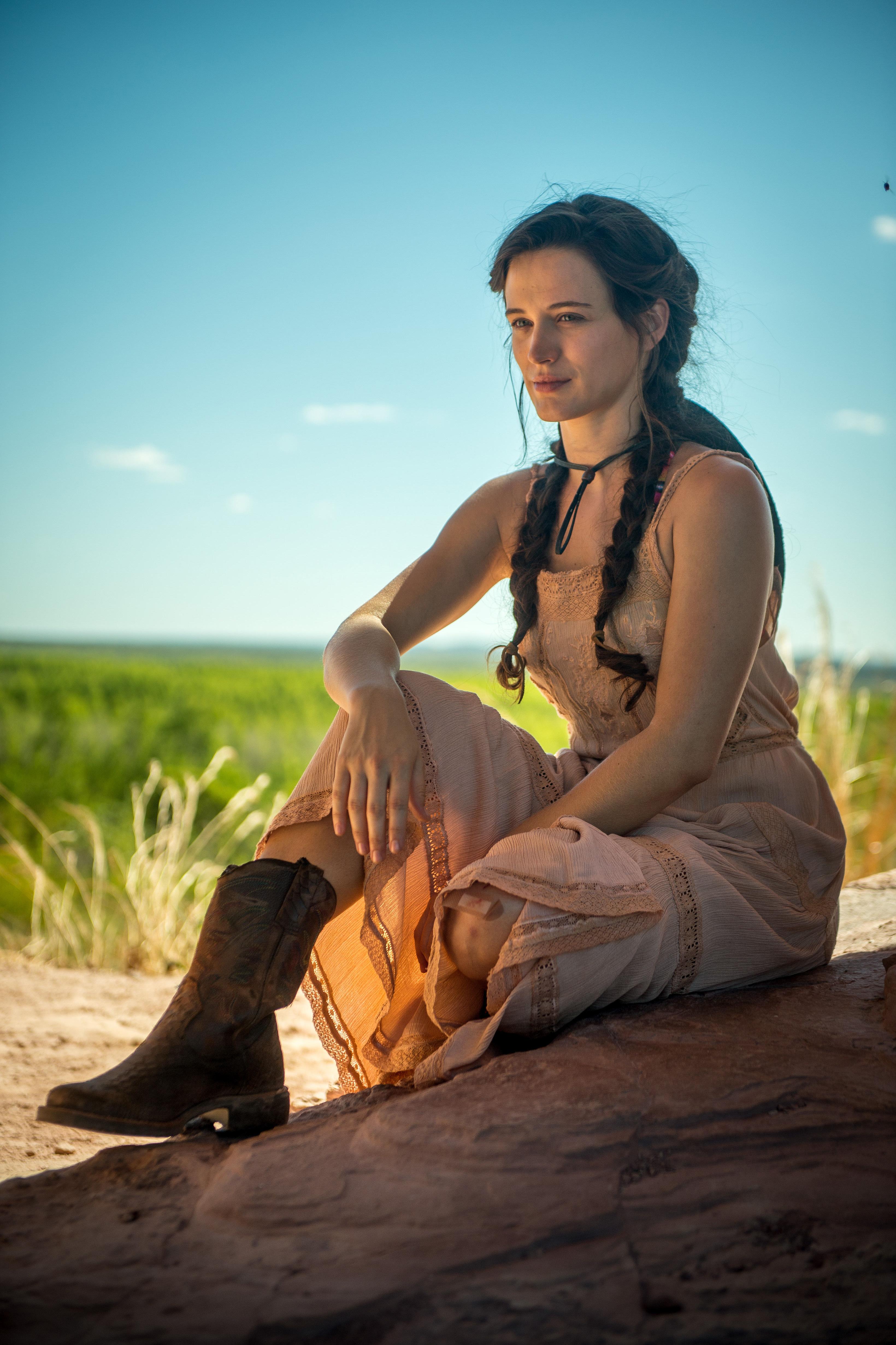 """Clara (Bianca Bin), em """"O Outro Lado do Paraíso"""""""