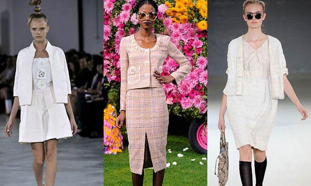 Tailleur: estilistas revisitam o clássico Chanel