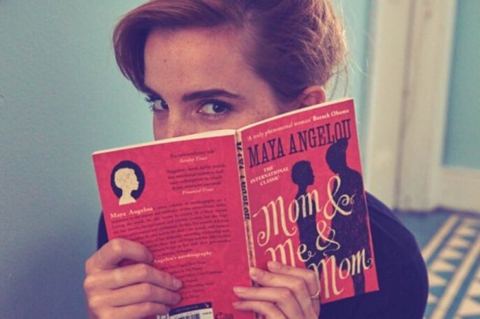 Clube de leitura Emma Watson
