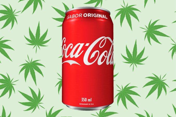 Coca-Cola maconha
