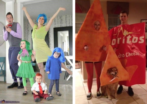 Fantasias para família – Carnaval