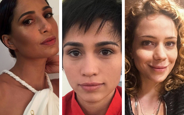 Camila Pitanga, Nanda Costa e Leandra Leal