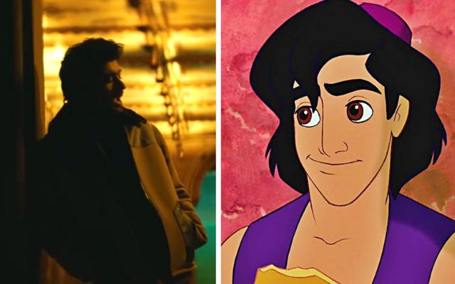 Zayn Malik e Aladdin