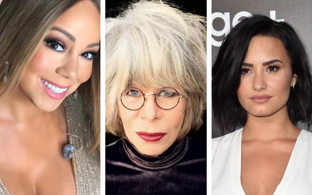 Mariah Carrey, Rita Lee e Demi Lovato falam sobre transtorno bipolar