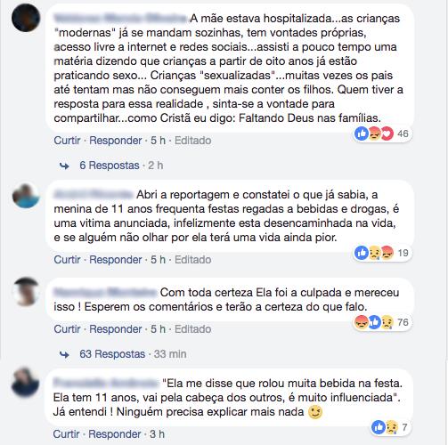 comentarios estupro