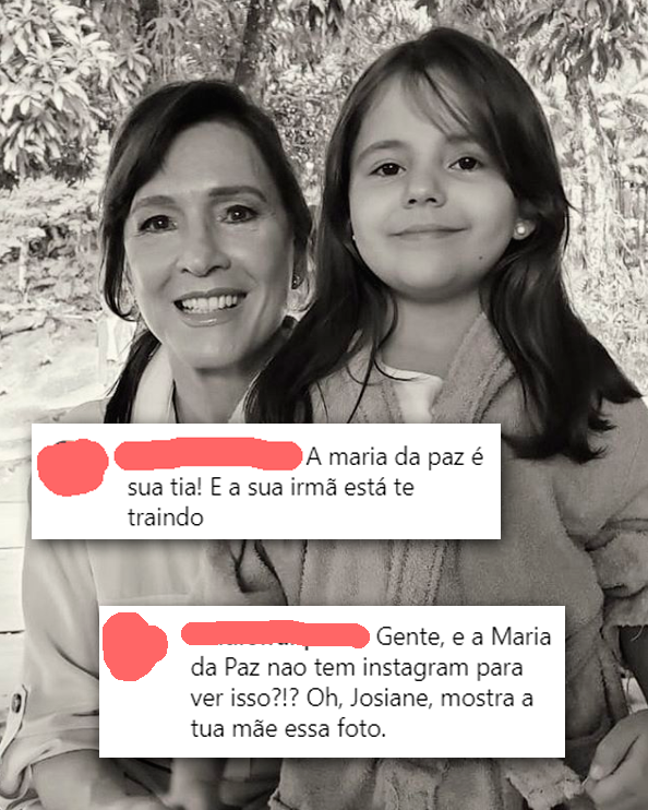 Vivi Guedes, de A Dona do Pedaço, no instagram