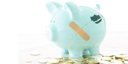 13 dicas para secar as dívidas