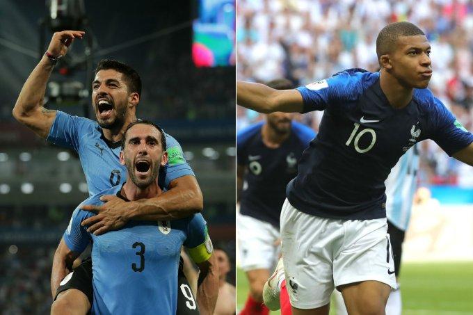 como assistir uruguai e franca ao vivo copa do mundo