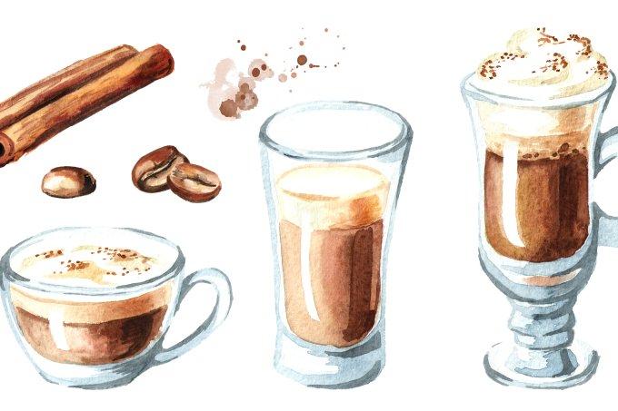 Como fazer cappuccino e frappuccino em casa