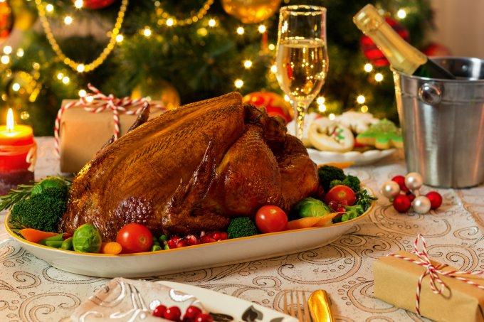 Como fazer peru para o Natal