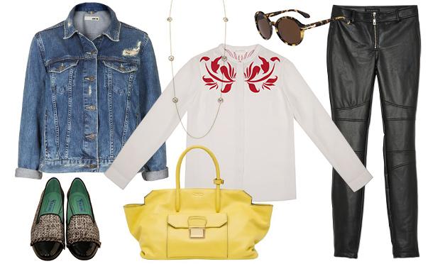 Fácil e versátil: maneiras diferentes de usar jaqueta jeans