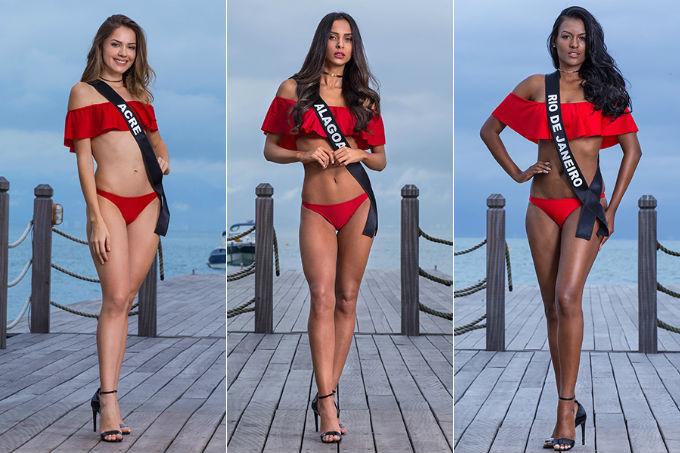 candidatas miss brasil 2017