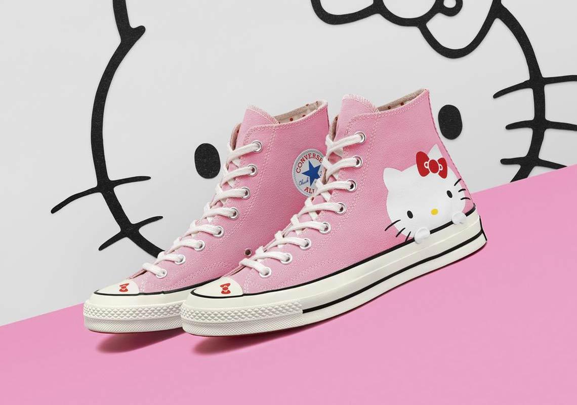 converse hello kitty all star