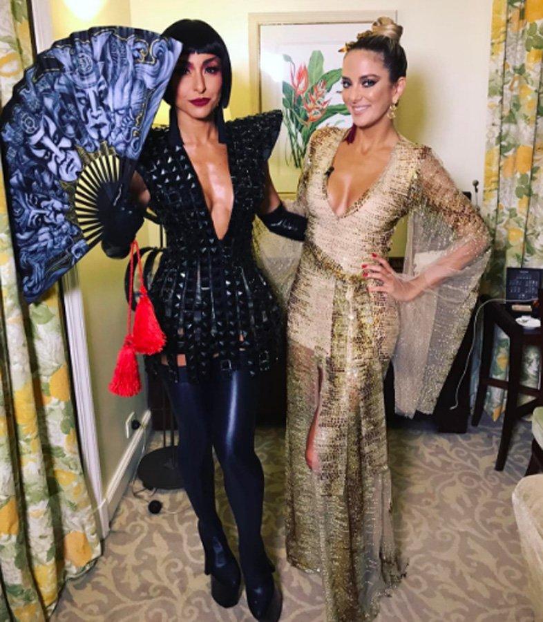 Sabrina Sato e Ticiane Pinheiro